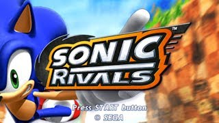 Sonic Rivals playthrough ~Longplay~