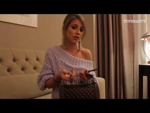 Бьюти-допрос: что в сумочке Юлии Барановской?