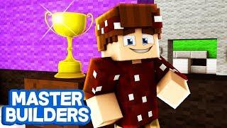 Ich bin auf dem Weg zum Podest! | Minecraft Master Builders