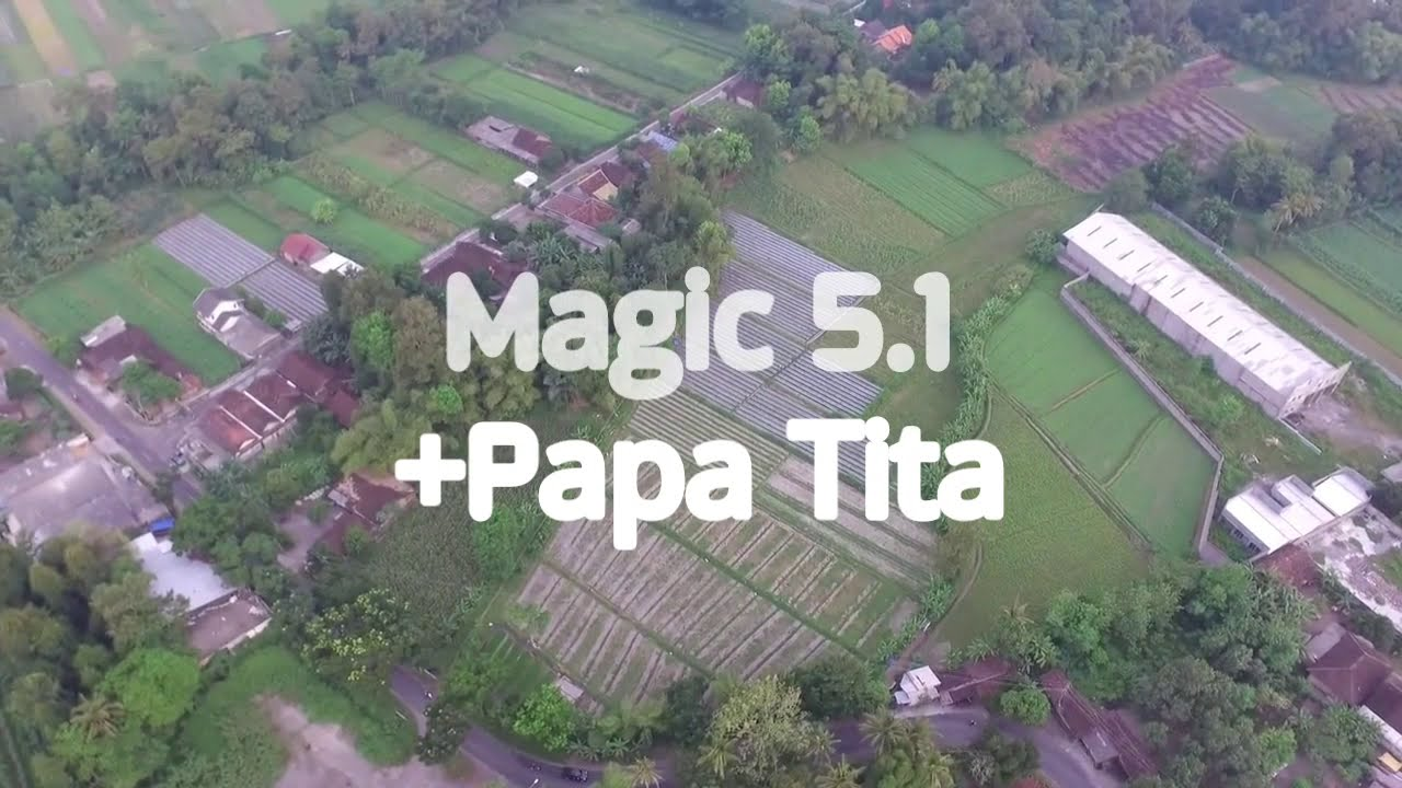 DJI Phantom 3 Standard test range Magic 5.1 - Firmware 1.6 ...