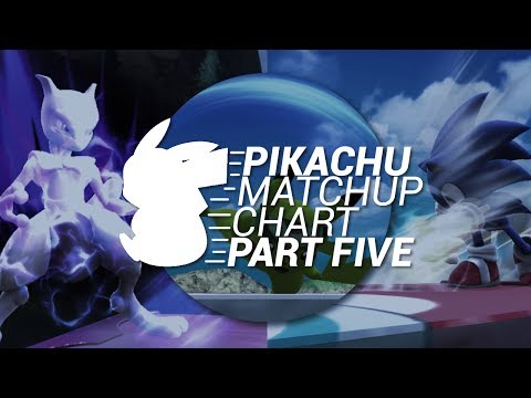 Even and Confusing: Pikachu Match-Up Chart June 2017 (Part 5)