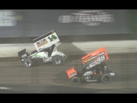 World of Outlaws   Eldora Speedway 2018   LAST CALL FOR THEM ALL