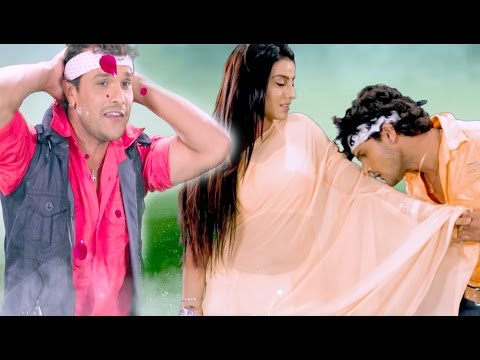 खेसारी ने गाया अक्षरा की याद में गाना 2017 - भोजपुरी का प्यार भरा गीत - Khesari Love