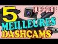 🇫🇷 LES 5 MEILLEURES DASHCAMS 🇫🇷