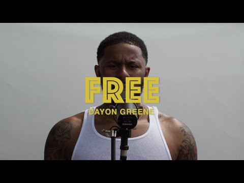 Dayon Greene - Free (Official Video)