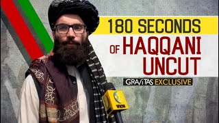 Anas Haqqani speaks exclusively to WION   Taliban in Afghanistan   Latest English World News