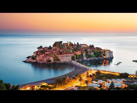 Montenegro - Budva Kotor Lovcen 2017 HD