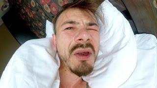 VLOG: Пьяный Пазенко материт подписчиков в Одессе