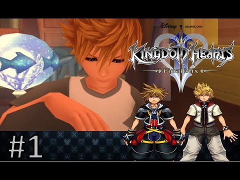 Kingdom Hearts 2 Final Mix Part 1: The Missing Photos