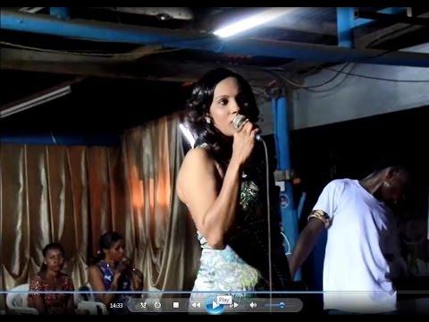 NAIMA MOHAMMAD (Mashauzi Classic) live @ Mango Garden, Dar es Salaam, 30 -OCT-2014