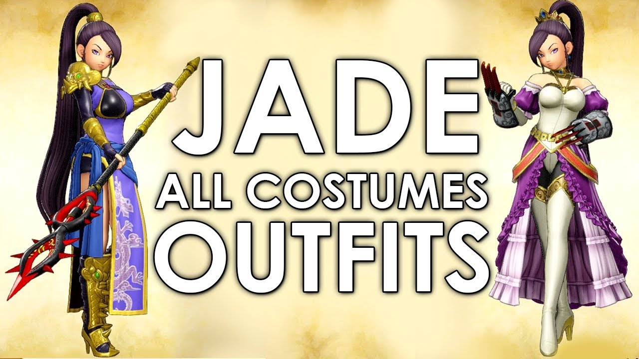 Dragon Quest XI All Jade Costumes and Armour Locations Full Guide
