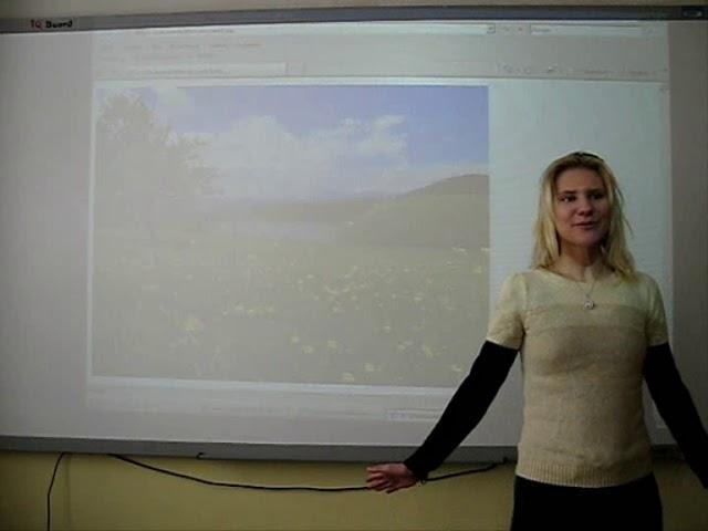 Изображение предпросмотра прочтения – ПолинаПопова читает произведение «Вернулся май» К.К.Романова