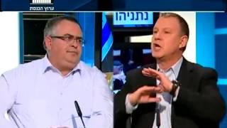 ערוץ הכנסת - אראל מרגלית לדוד ביטן: הפכת לכלבלב של נתניהו, 2.1.17