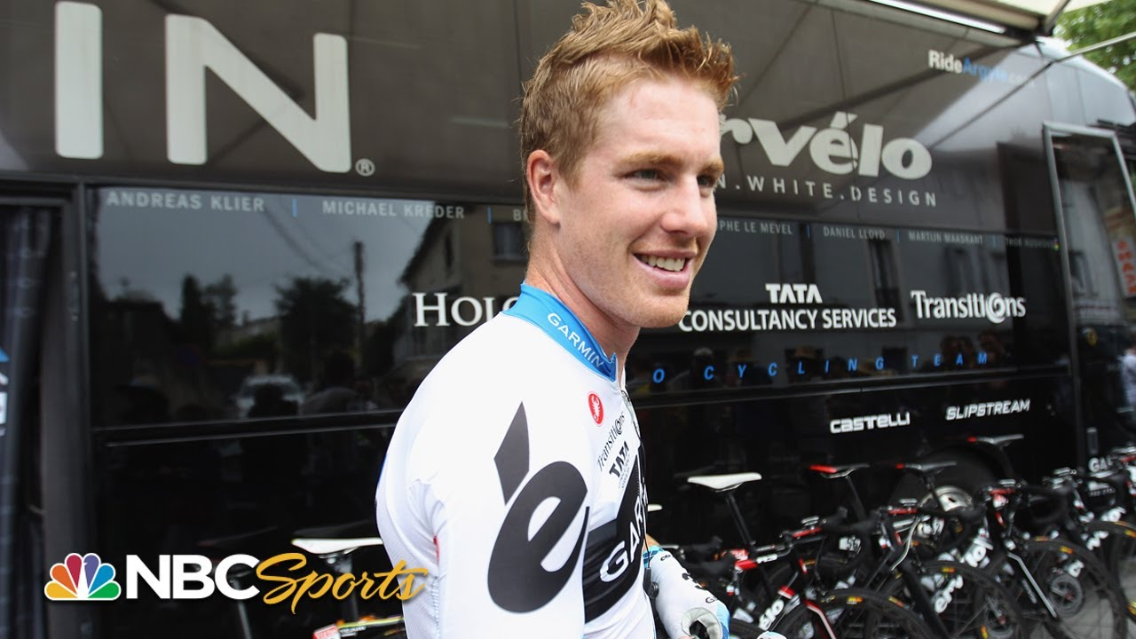 How Tyler Farrar is helping his community in retirement | NBC Sports