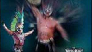Rey mysterio theme song (Boyaka 619) With Lyrics Two Songs in this video