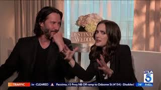 Keanu Reeves & Winona Ryder Star in