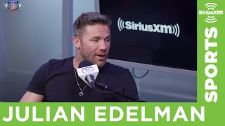 Julian Edelman Tells Michael Rapaport About the Super Bowl LI Comeback