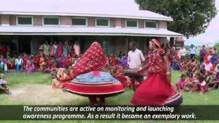 Participatory Jagadishpur Wetland Conservation Project