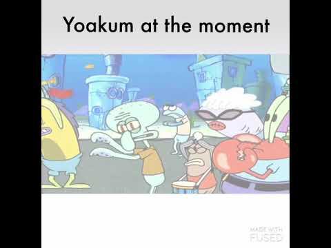 Yoakum High School 5th Round meme