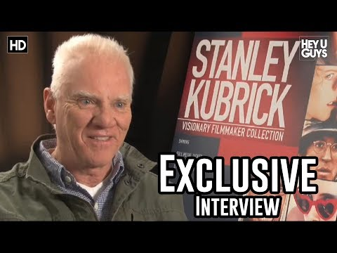 Malcolm McDowell  - A Clockwork Orange 40th Anniversary Interview