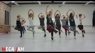 'How I Feel' Flo Rida choreography by Jasmine Meakin (Mega Jam)