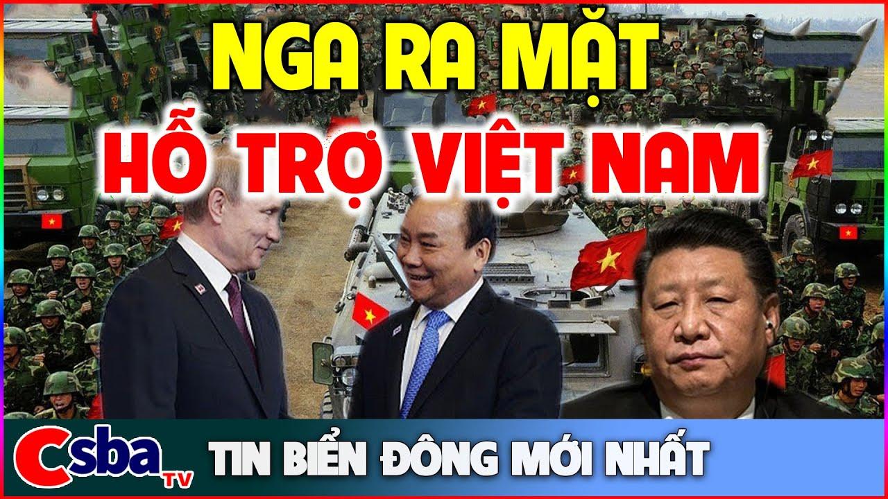 Trung Quốc Cứng Họng Khi Nga Lừng Lẫy Tuyên Bố Hoàng Sa - Trường Sa Là Của Việt Nam