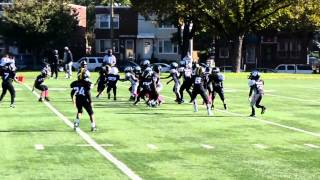 2015 lamond riggs steelers tiny mites vs white oak
