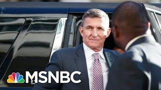 DOJ IG Report Debunks Mike Flynn Hail Mary Defense Ahead Of Sentencing | Rachel Maddow | MSNBC