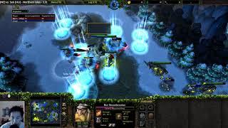 Lawliet (NE) vs Sok (HU) - WarCraft 3 - WC2399