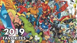 Comic Book Picks of 2019! | Marvel's Pull List