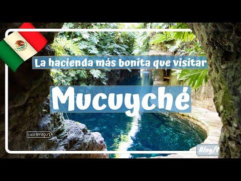 HACIENDA MUCUYCHÉ, La MÁS BONITA e INCREÍBLE para visitar desde Mérida - Yucatán #4 Luisitoviajero