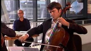 EnsembleCaméléon - Erich Wolfgang Korngold/Strijksextet in D opus 10, deel IV Finale Presto