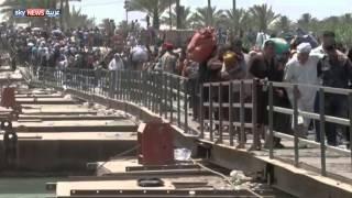 داعش يقطع المياه عن أحياء سكنية
