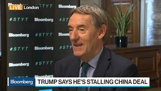 ترامب 'القلق' في الصين يمكن أن تخلق سنوات من المعضلات: جيم أونيل