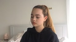 everything i wanted - billie eilish (cover by alina)