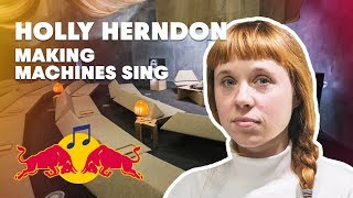 Holly Herndon (RBMA Tokyo 2014 Lecture)