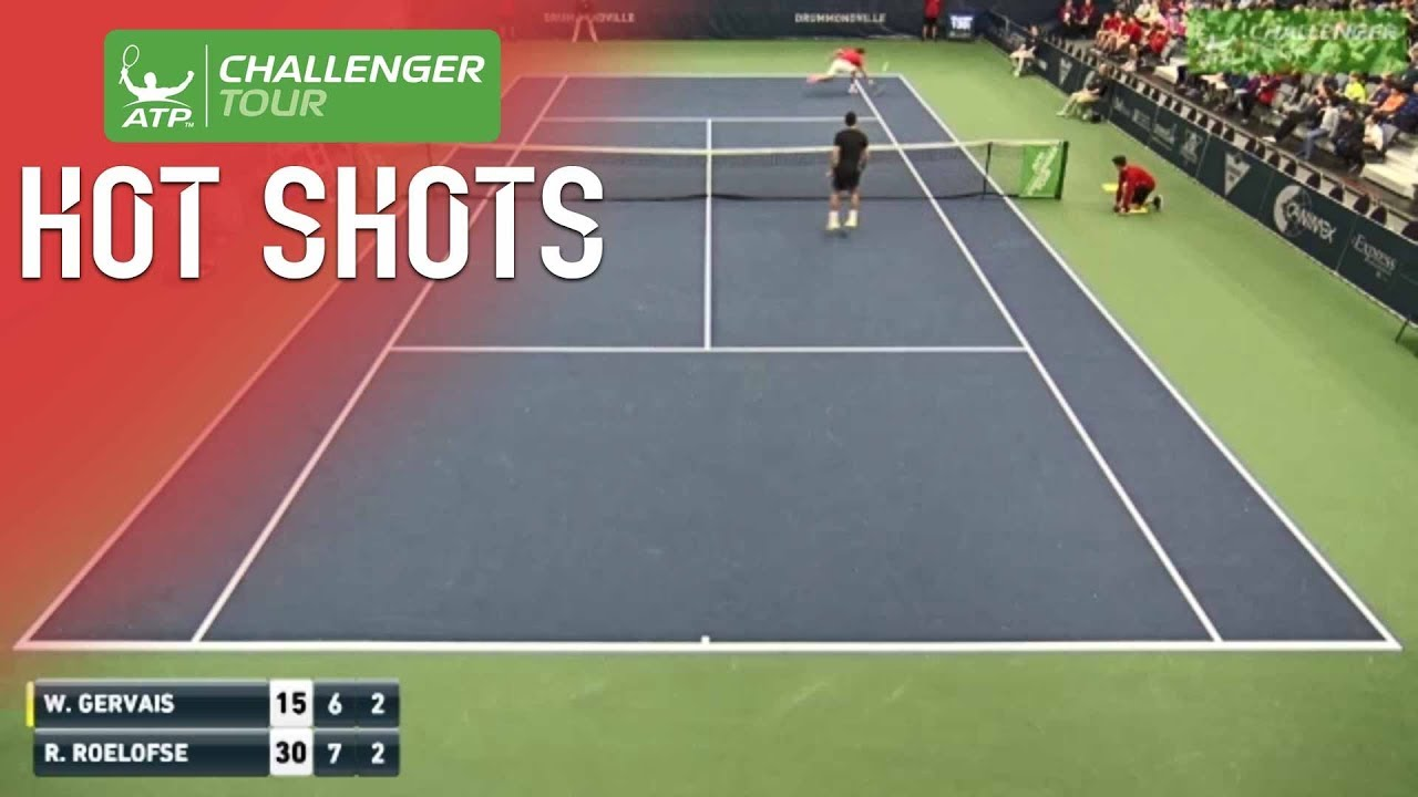Hot Shot: Roelofse Covers Every Inch Of The Court In Drummondville