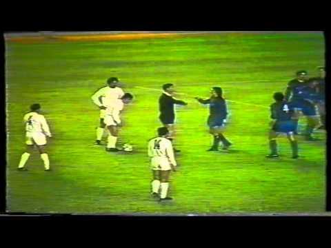 REAL MADRID  -  INTER MILAN                                    1981