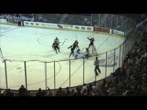 UMass Lowell Hockey vs University of Vermont Oct. 12, 2012