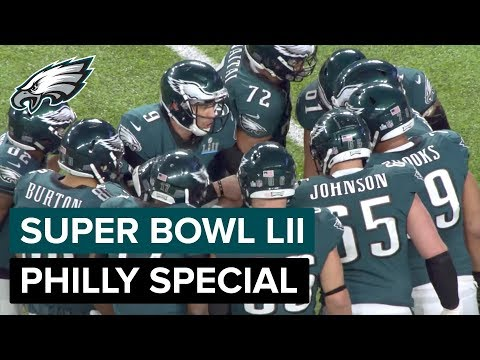 Philadelphia Eagles: Philly Special