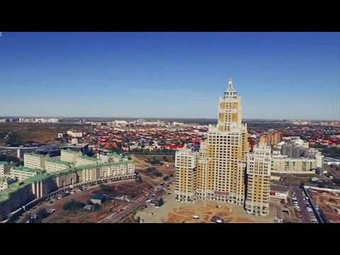 Role of Kazakhstan in China's Belt and Road