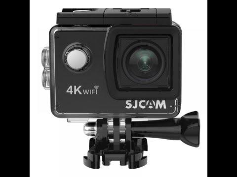 SJCAM SJ4000 AIR 4K + WIFI . Обзор.