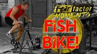 Fear Factor Moments | Fish Bike