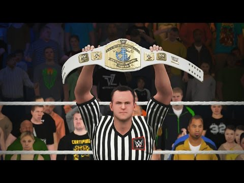 "WWE 2K17 My Career Mode - Ep. 222 - ""INTERCONTINENTAL CHAMPIONSHIP MATCH!!"""