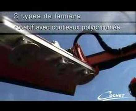 taille haie hedge trimmer by cochet youtube. Black Bedroom Furniture Sets. Home Design Ideas