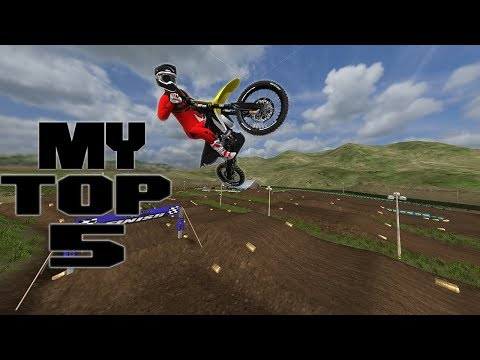 My Favorite Tracks On Mx Simulator