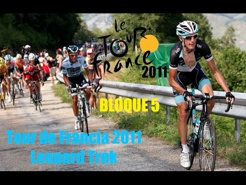 BLOQUE 5 | Tour de Francia 2011 | Leopard Trek | Pro Cycling Manager 2016