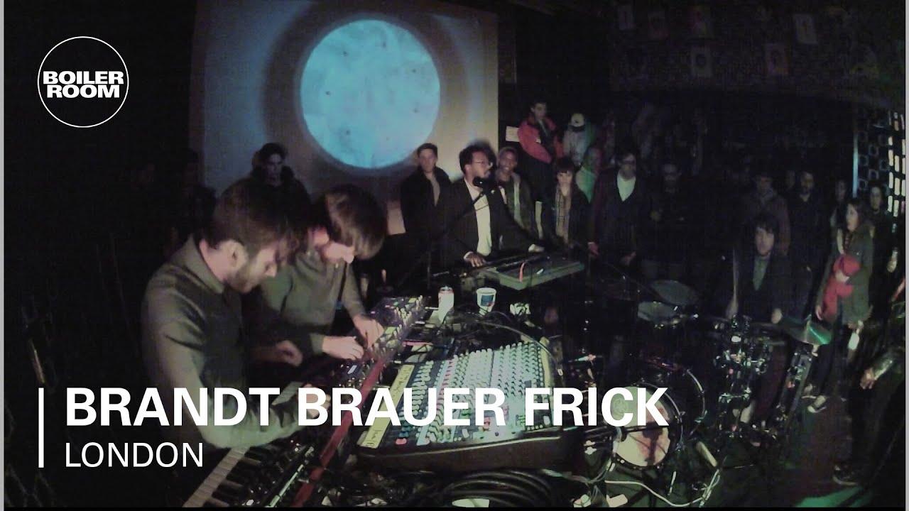 Brandt Brauer Frick Boiler Room