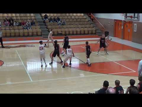 Colby vs Hugoton 8th Basketball 1-26-19