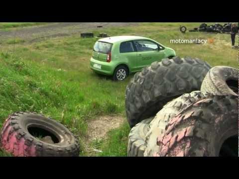Skoda Citigo | Pierwsza jazda, test, prezentacja modelu